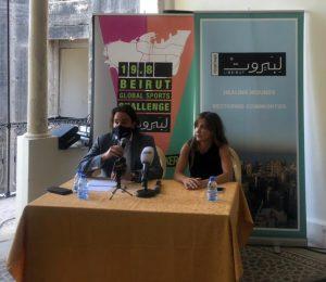 حملة معاً لبيروت تُطلق تحدي بيروت العالمي 19.8