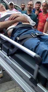 عثر عليه داخل محله في الزاهرية – طرابلس مصاباً بطعنة سكين و فاقداً الوعي