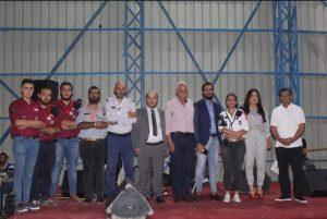 اياد سكريّة ممثلًا محافظ بعلبك: مهرجان الفاكهة يظهر الوجه الحضاري للمنطقة